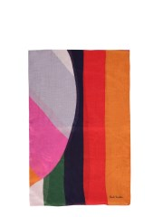 "PAUL SMITH - SCIARPA ""STRIPED HEART"""