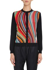 PS BY PAUL SMITH - CARDIGAN GIROCOLLO