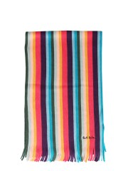 "PAUL SMITH - SCIARPA ""ARTIST STRIPE"""