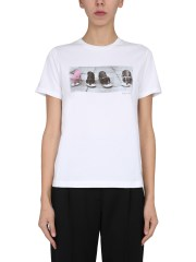 PS BY PAUL SMITH - T-SHIRT SLIM FIT