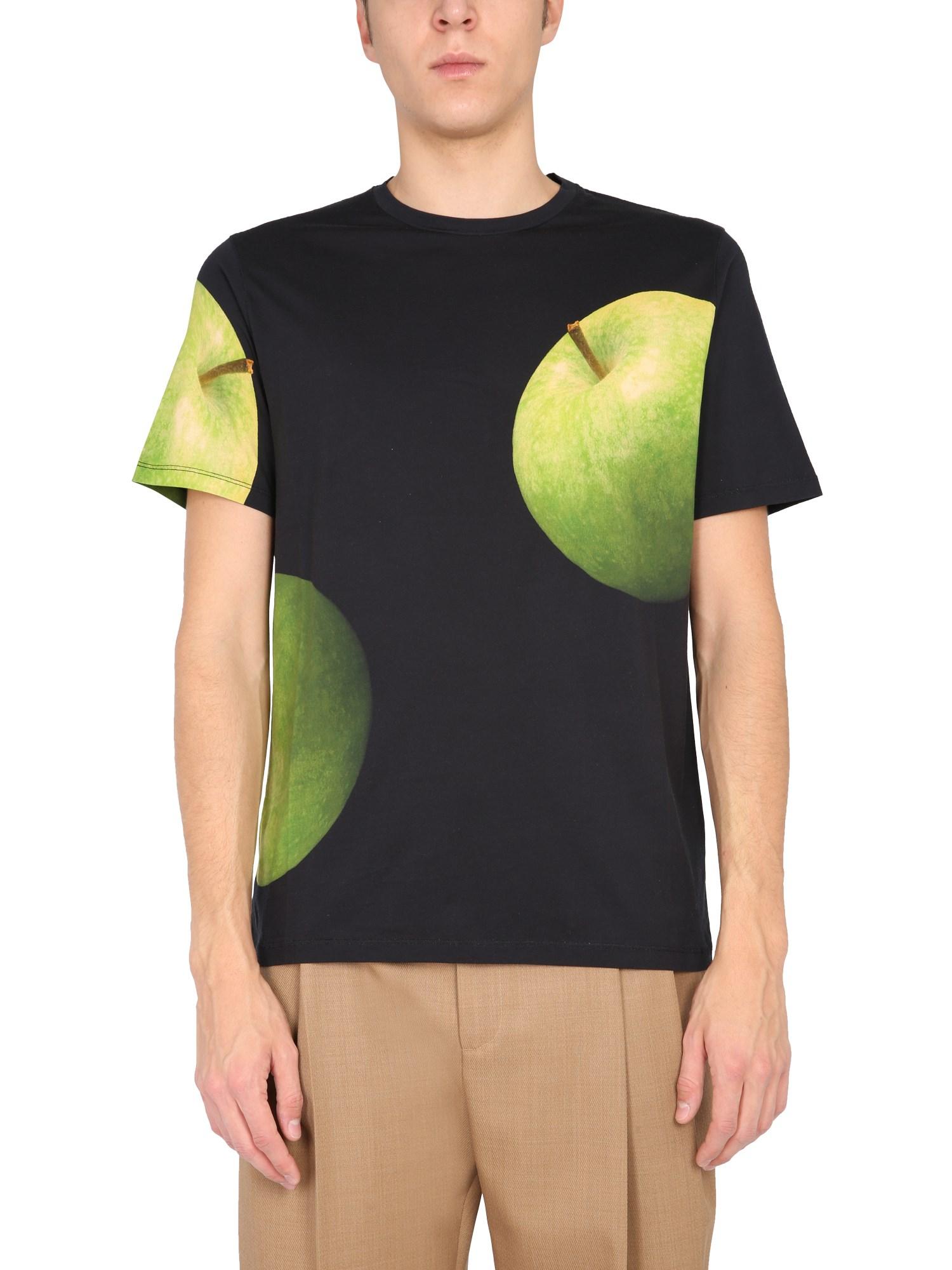 Paul Smith T-shirts T-SHIRT GIROCOLLO