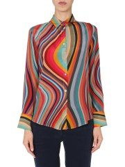 PS BY PAUL SMITH - CAMICIA A RIGHE