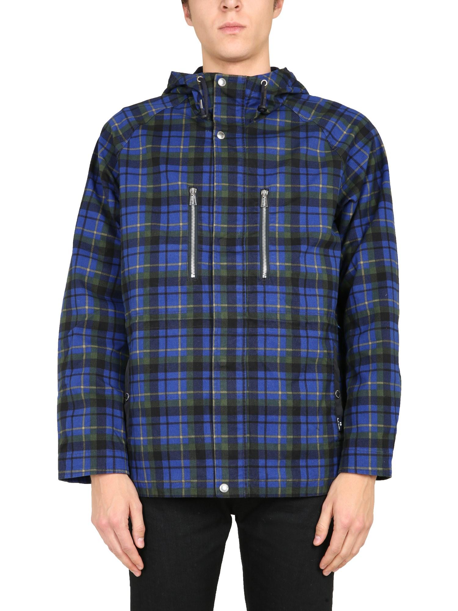 Ps by paul smith hooded jacket - ps by paul smith - Modalova