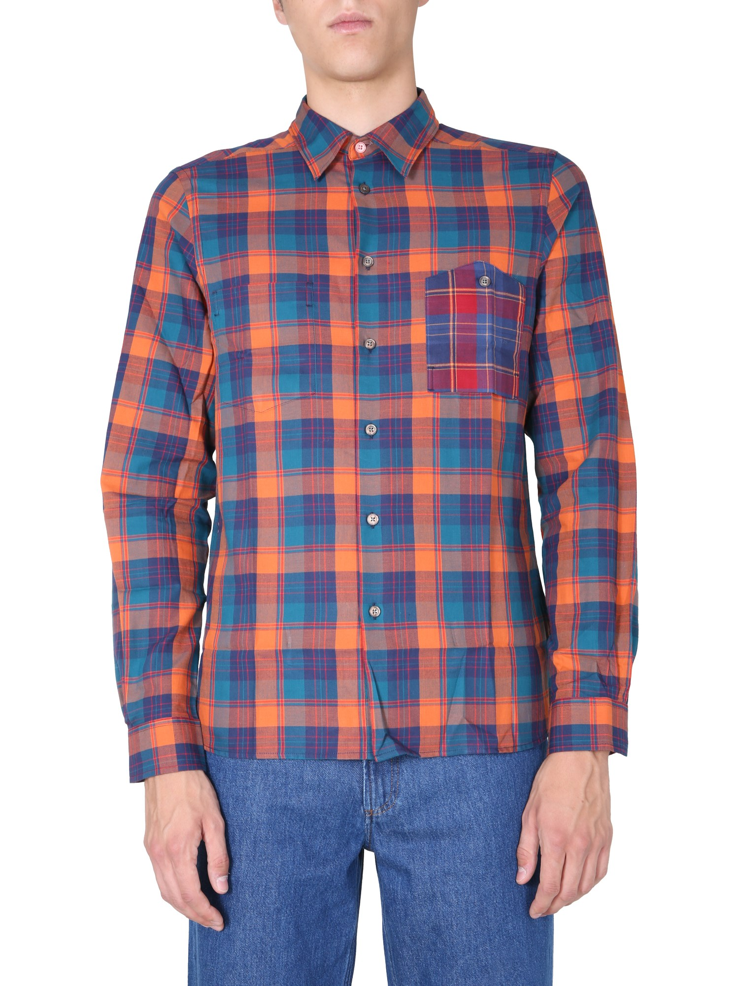 Ps by paul smith taylored fit shirt - ps by paul smith - Modalova