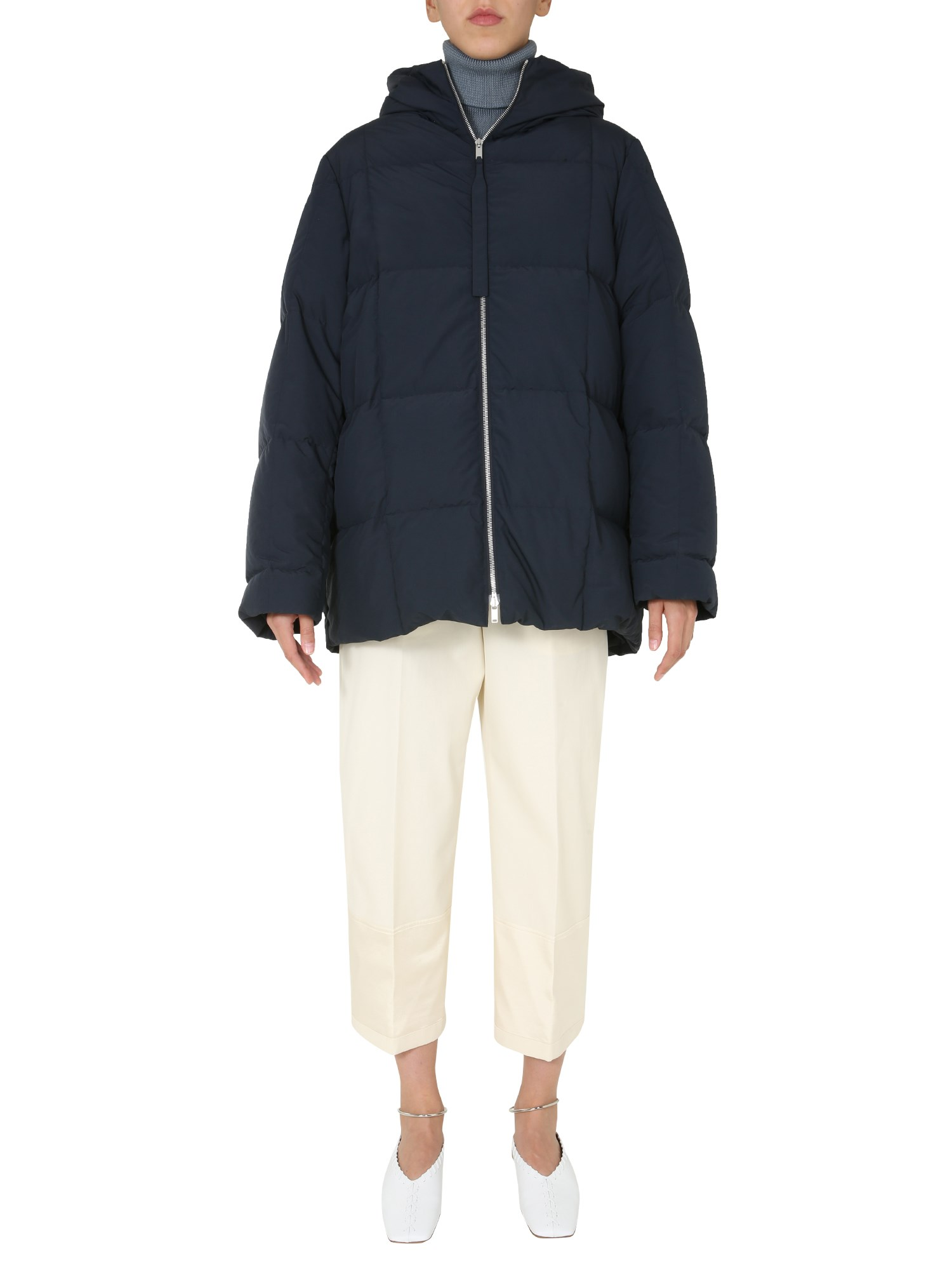 Jil Sander Clothing QUILTED DOWN JACKET