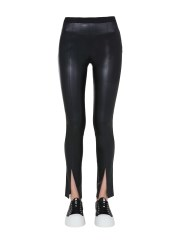 RICK OWENS DRKSHDW - LEGGING IN ECOPELLE