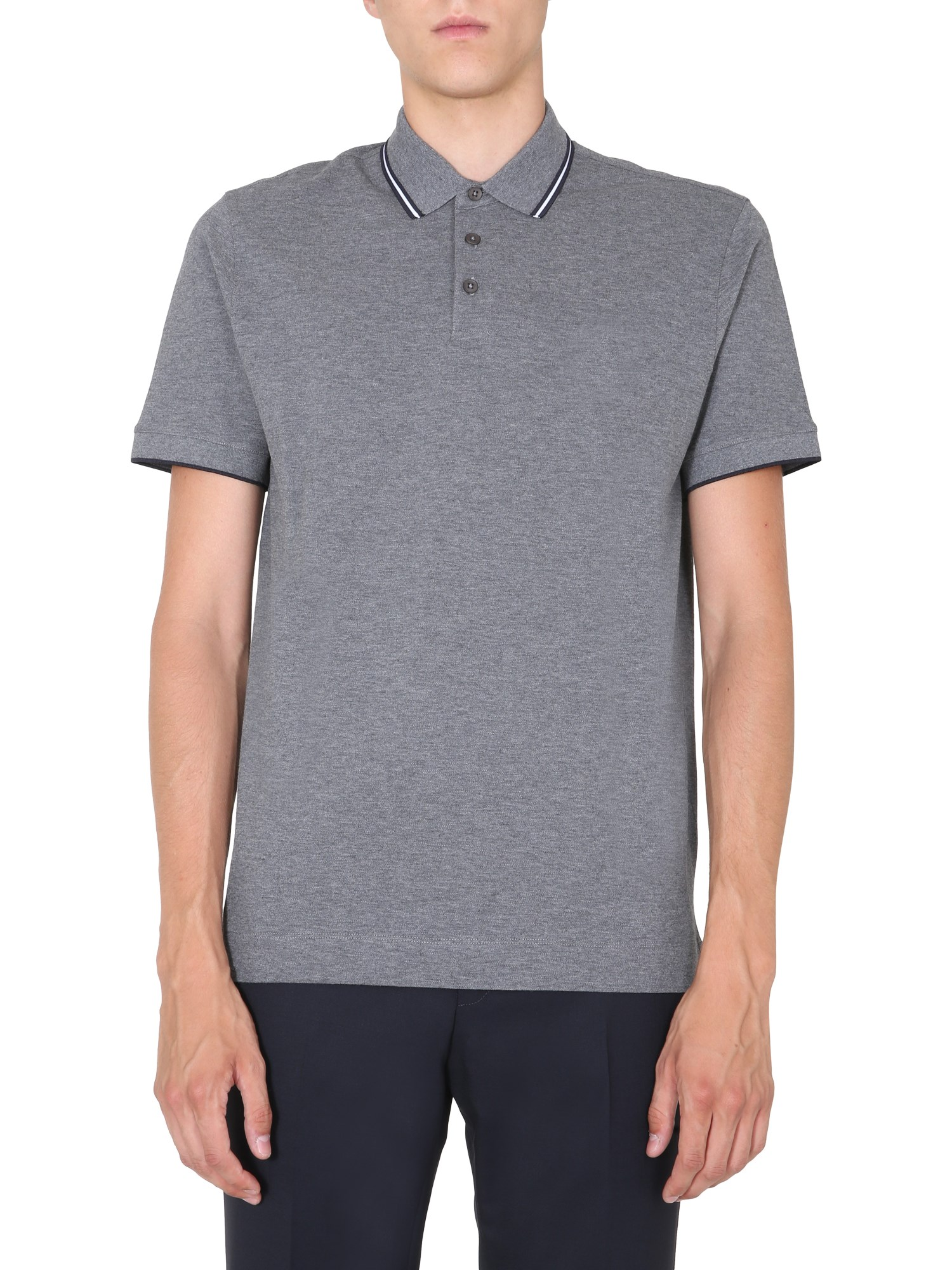 Z Zegna POLO WITH LOGO