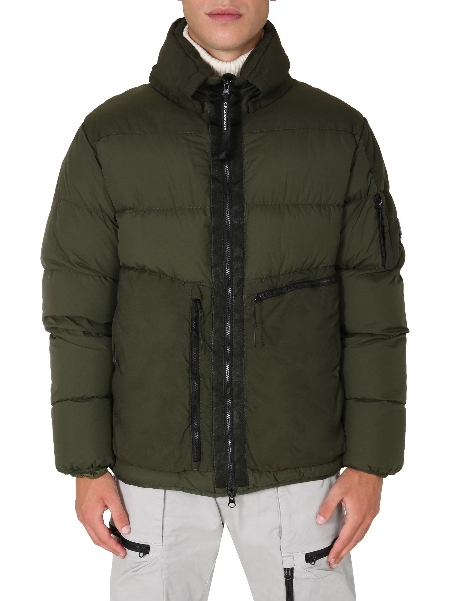 C.p. Company QUILTED DOWN JACKET