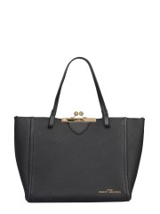 MARC JACOBS - BORSA TOTE KISS LOCK MINI