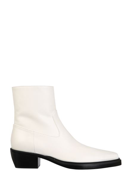Gia X Pernille - Leather Texan Boots