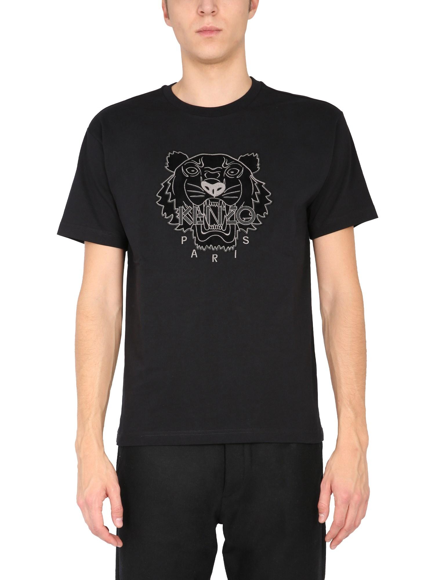 Kenzo T-shirts T-SHIRT GIROCOLLO