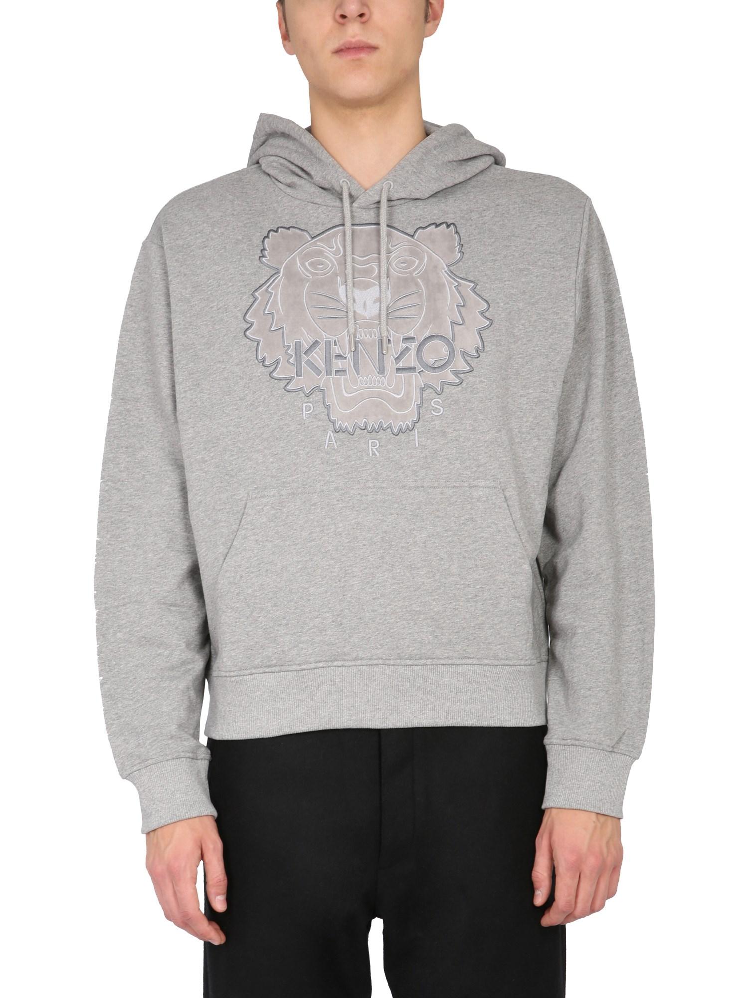 Kenzo Clothing FELPA CON CAPPUCCIO