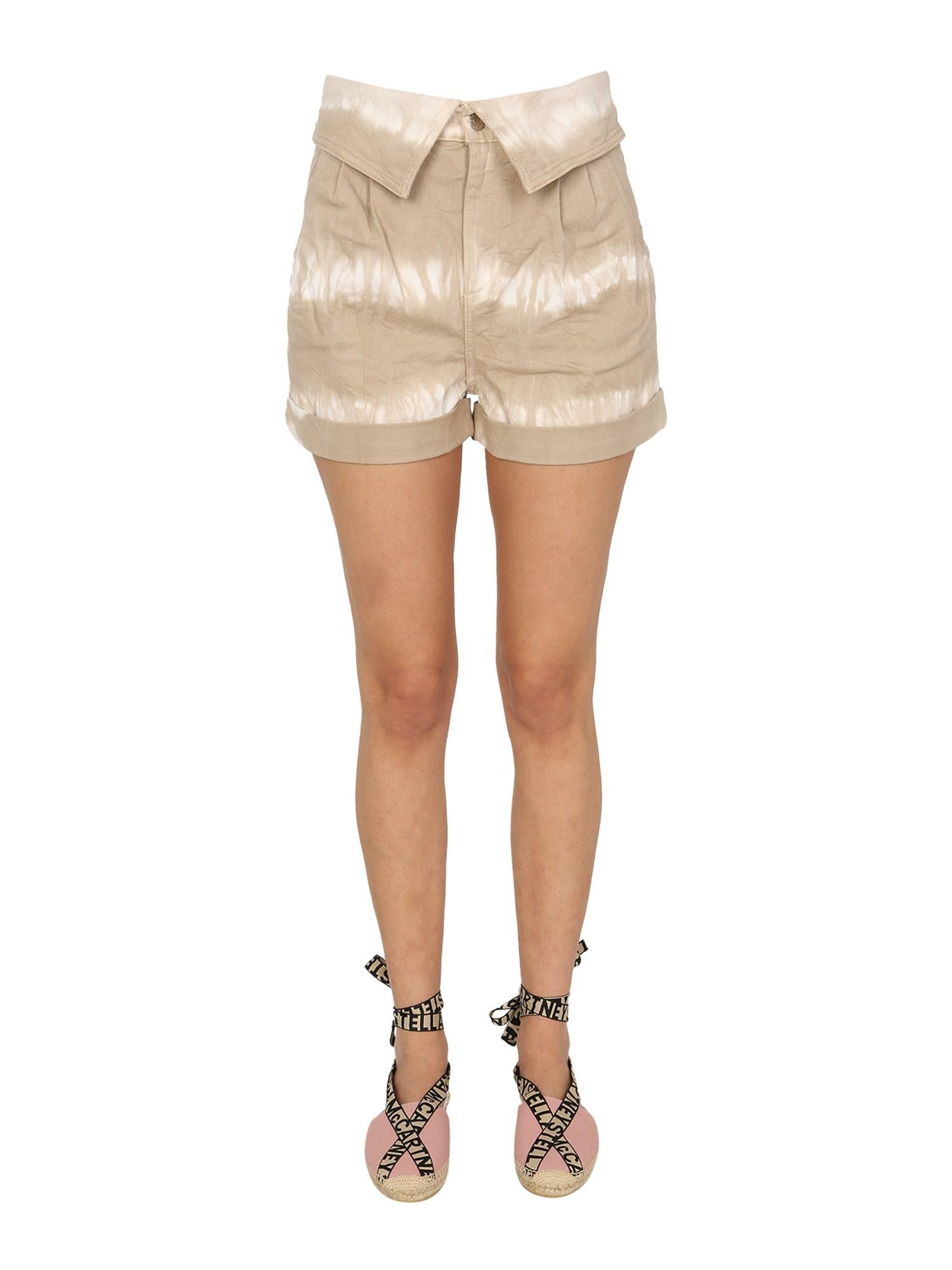 """stella mccartney """"safari"""" shorts"""