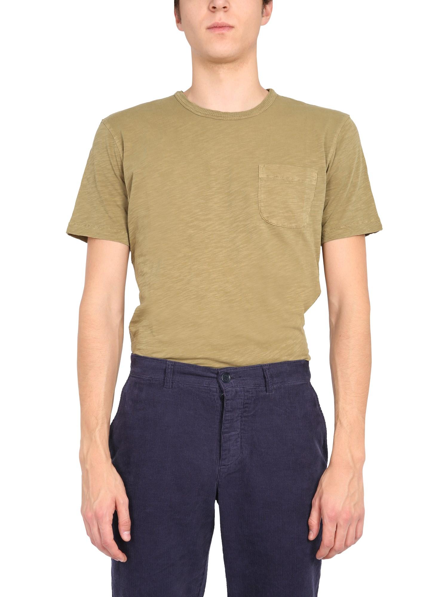 Ymc crew neck t-shirt - ymc - Modalova
