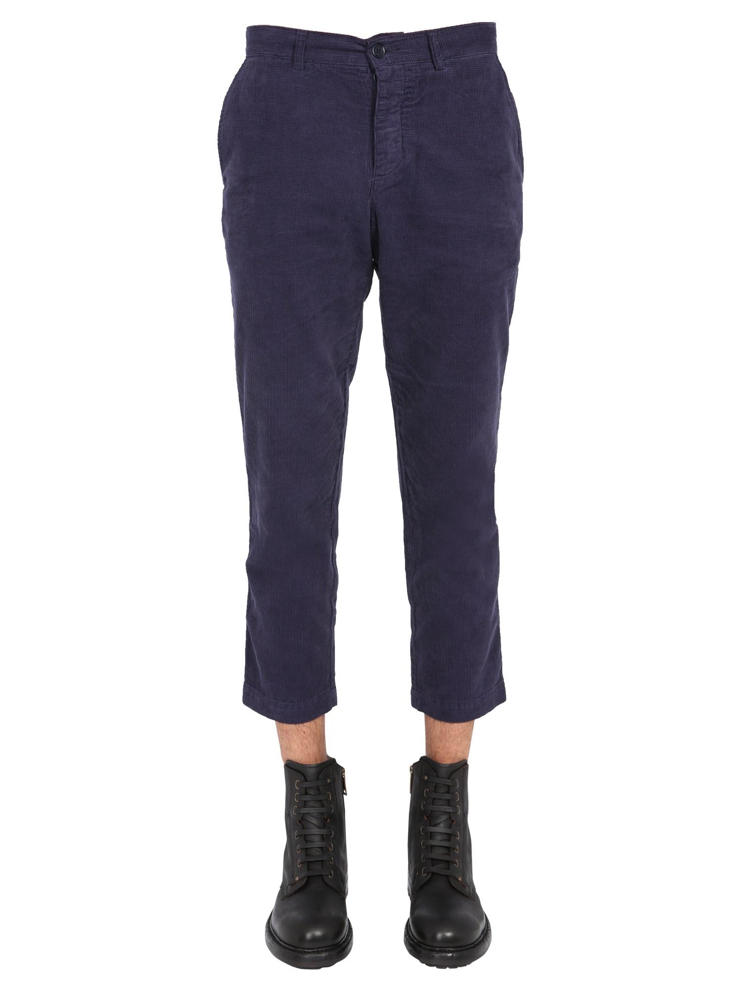Ymc velvet pants - ymc - Modalova