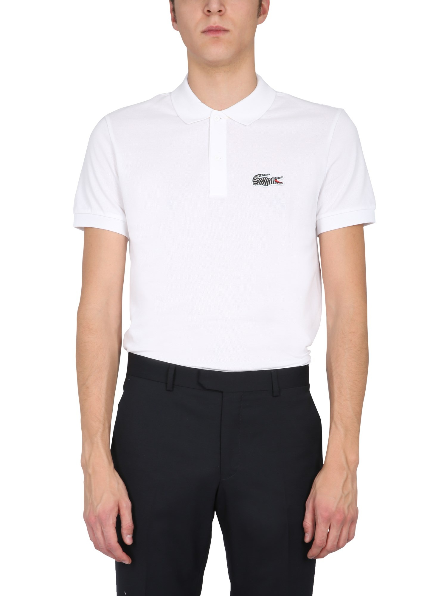 Lacoste X National Geographic REGULAR FIT POLO