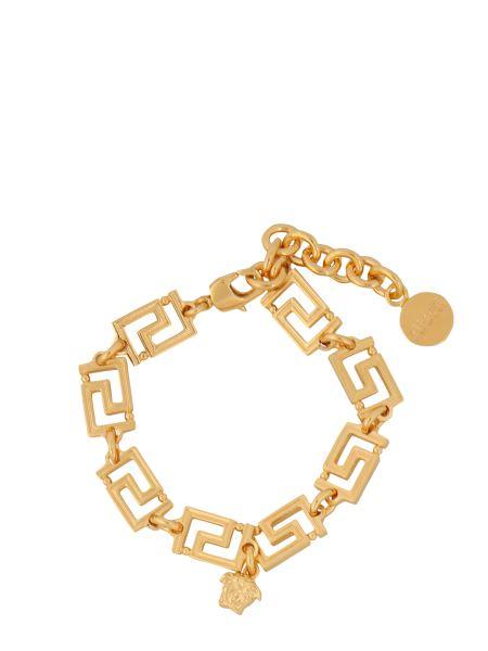 Versace - Grecamania Bracelet With Medusa Pendant