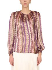 TORY BURCH - CAMICIA BURNOUT