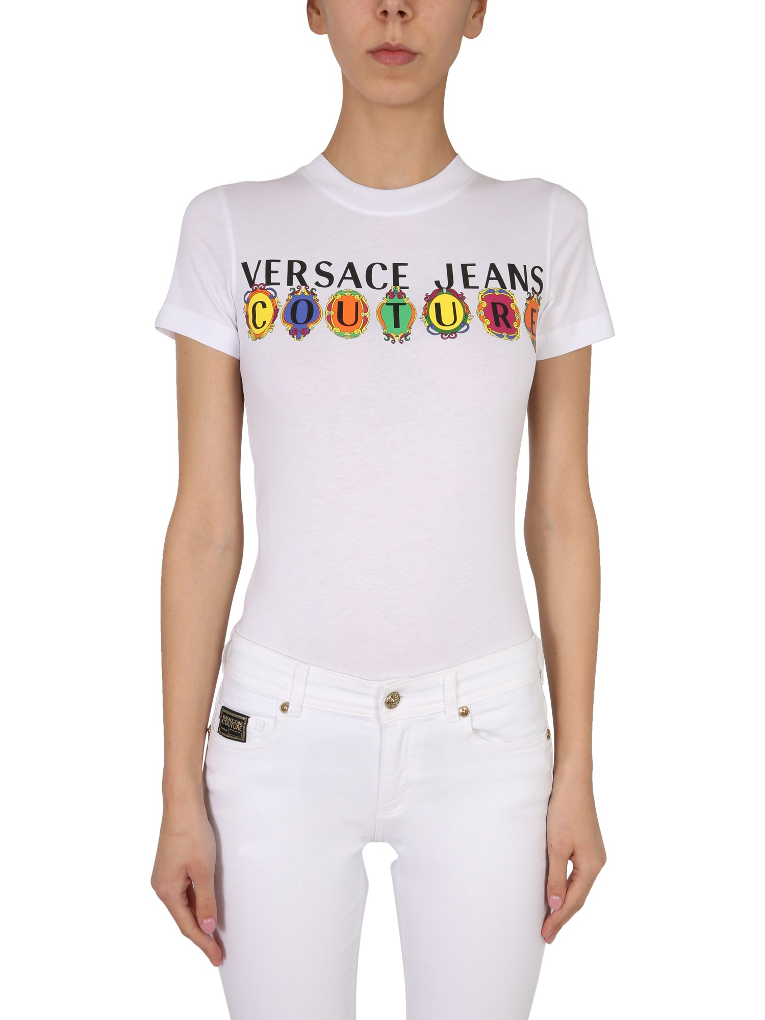 Versace Jeans Couture T-SHIRT REGULAR FIT
