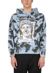 VERSACE JEANS COUTURE - FELPA HEY REILLY CAPSULE COLLECTION