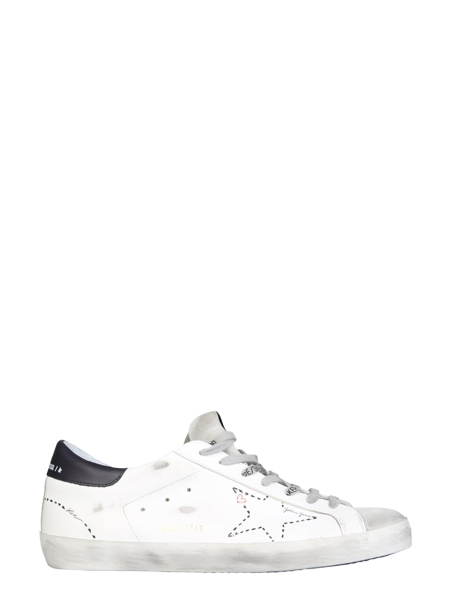 """Golden Goose Sneakers SNEAKER """"SUPER-STAR"""""""