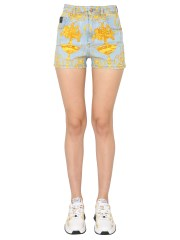 VERSACE JEANS COUTURE - SHORT IN DENIM