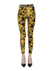 VERSACE JEANS COUTURE - LEGGING CON STAMPA