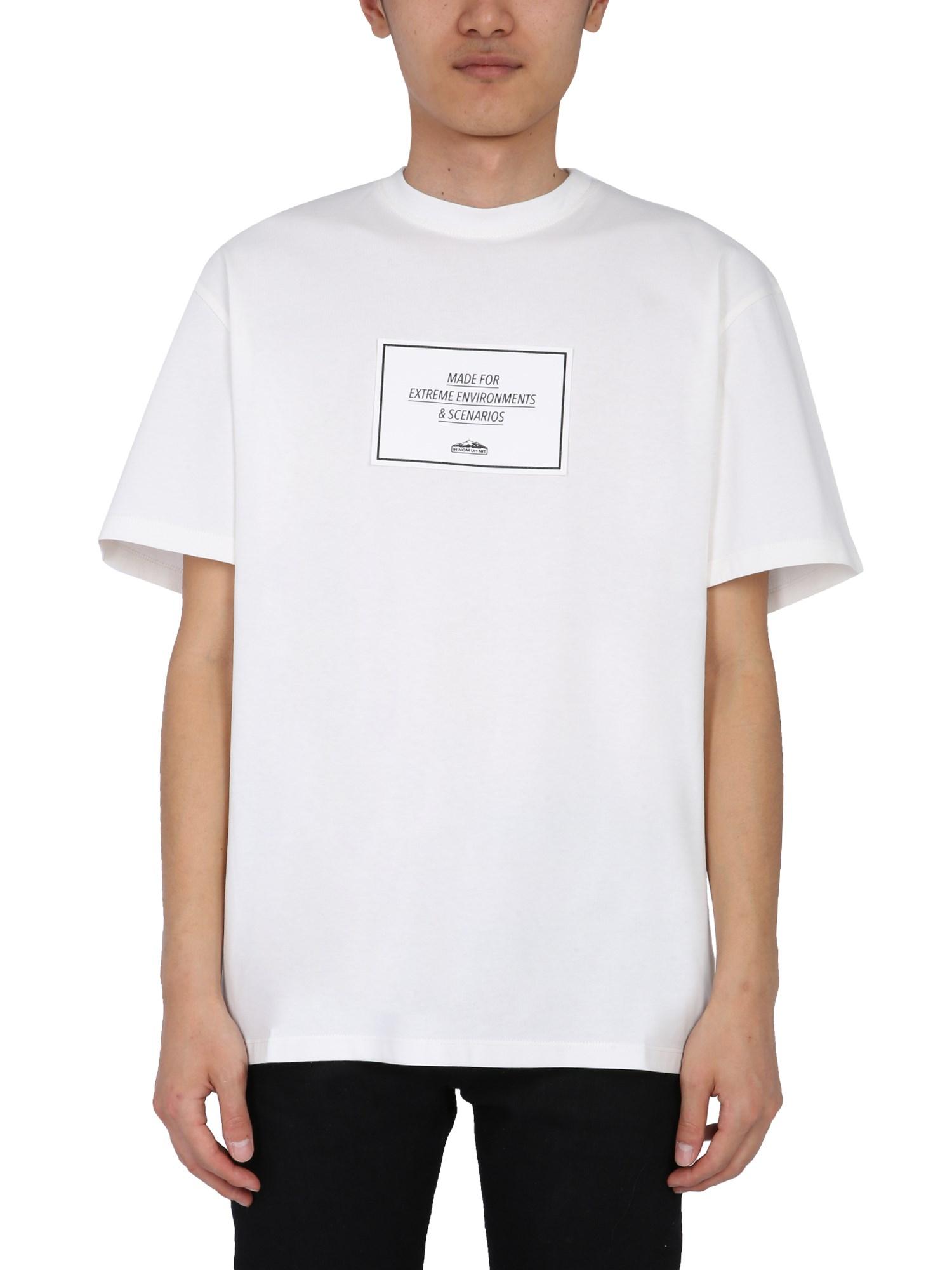 Ih Nom Uh Nit T-shirts T-SHIRT GIROCOLLO