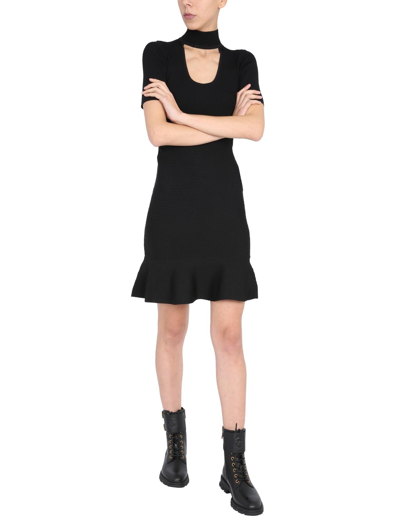 Dress with drop opening - michael by michael kors - Modalova