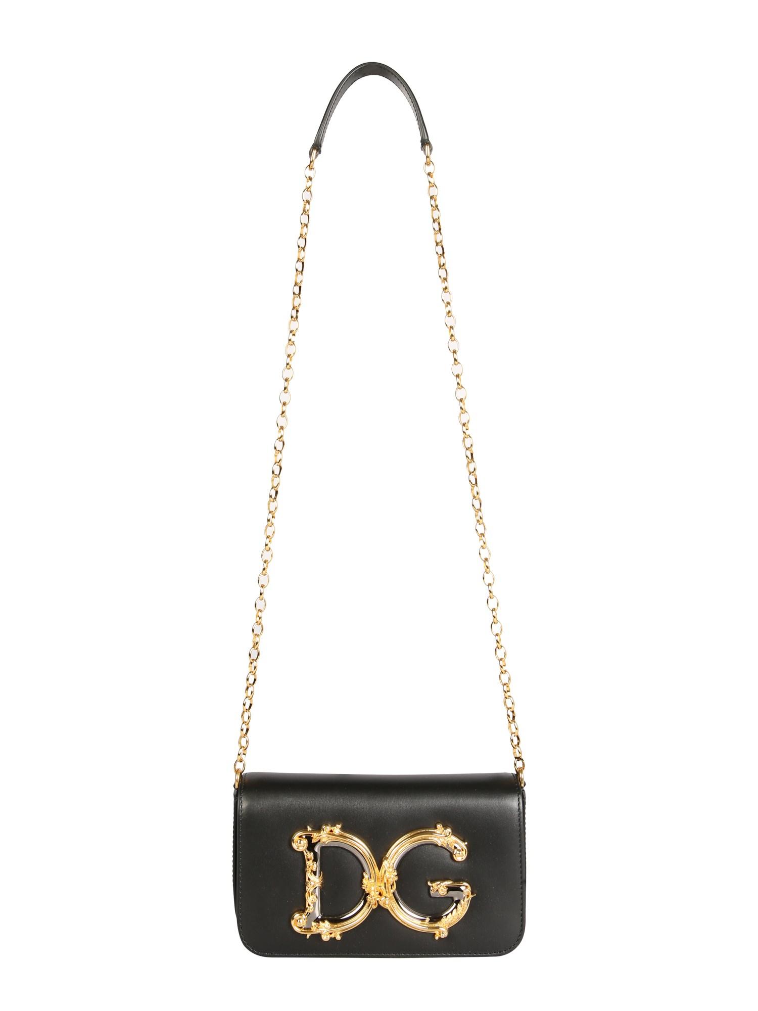 Dolce & Gabbana DG GIRLS CLUTCH