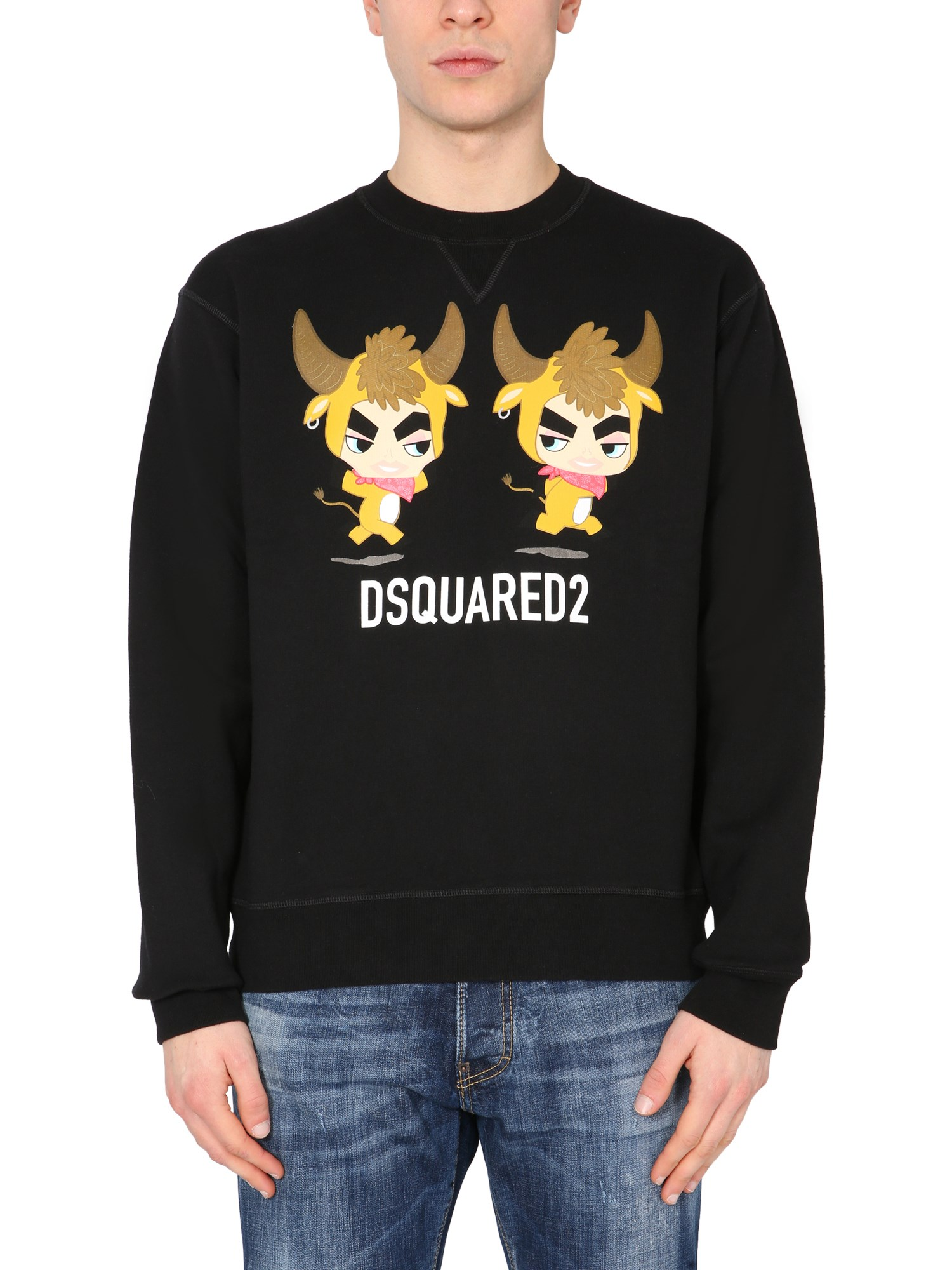 "Dsquared2 FELPA ""YEAR OF THE OX"""