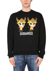 "DSQUARED - FELPA ""YEAR OF THE OX"""