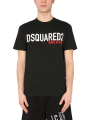 DSQUARED - T-SHIRT MADE IN ITALY