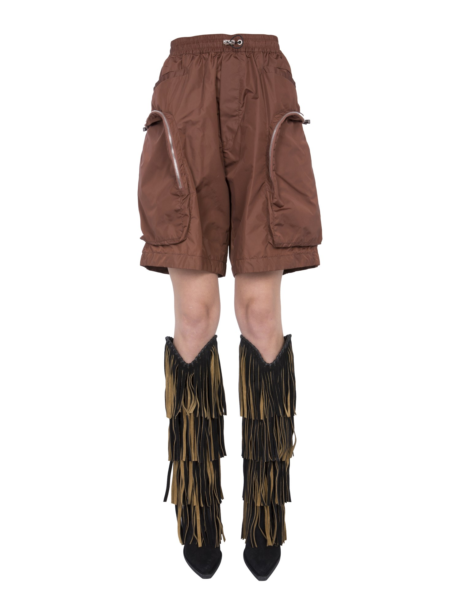 Dsquared2 Clothing SHORTS WITH MAXI POCKETS