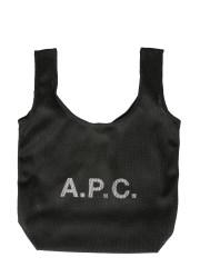A.P.C. - BORSA SHOPPING REBOUND