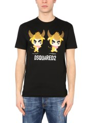 "DSQUARED - T-SHIRT ""YEAR OF THE OX"""