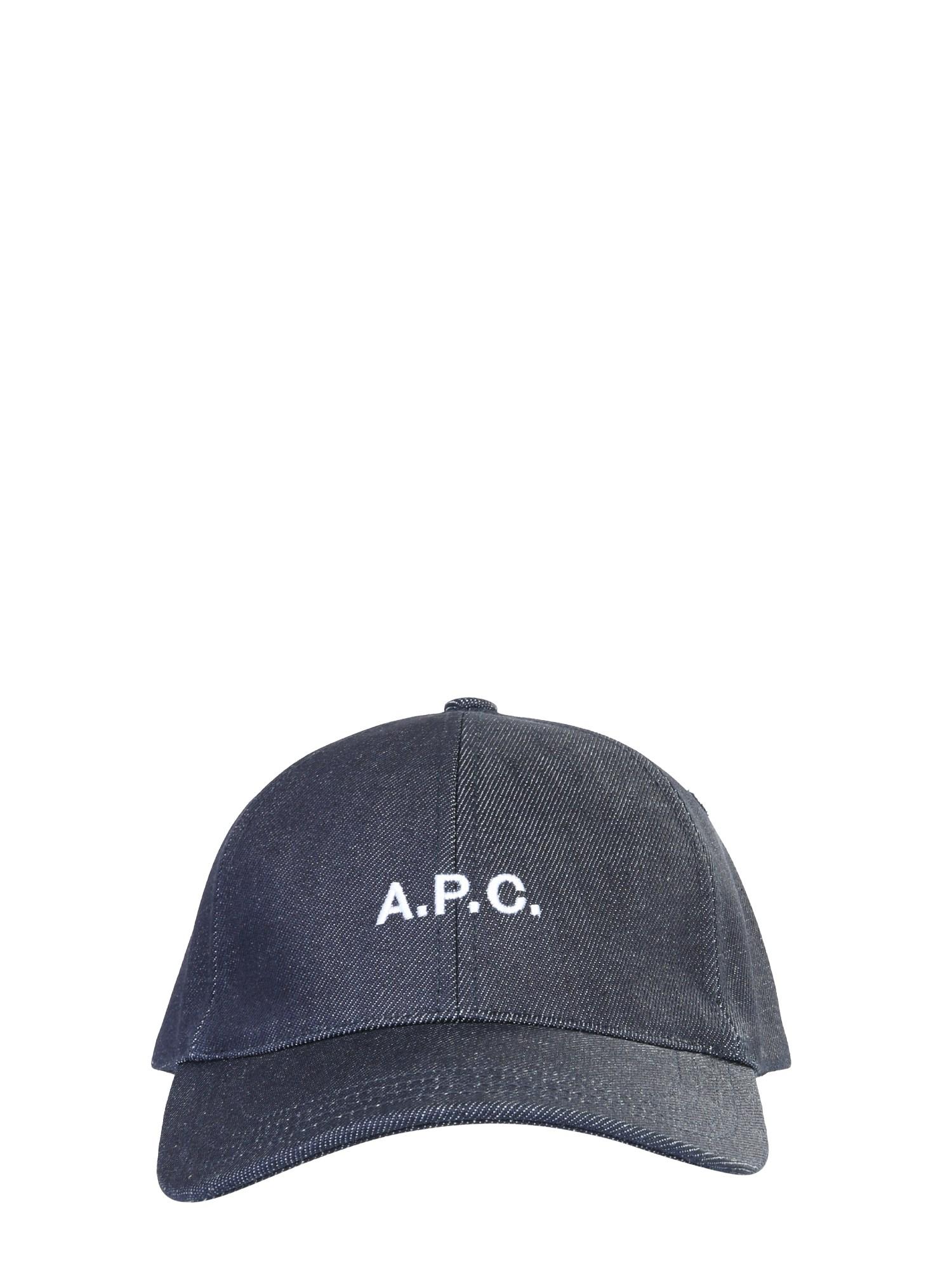 A.p.c. CHARLIE BASEBALL HAT