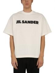 JIL SANDER - T-SHIRT GIROCOLLO