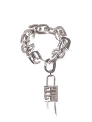 GIVENCHY - BRACCIALE G LINK LOCK CON LUCCHETTO