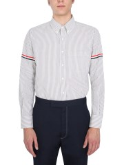 THOM BROWNE - CAMICIA STRAIGHT FIT