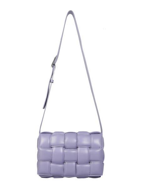 Bottega Veneta - Padded Cassette Bag With Maxi Braided Motif