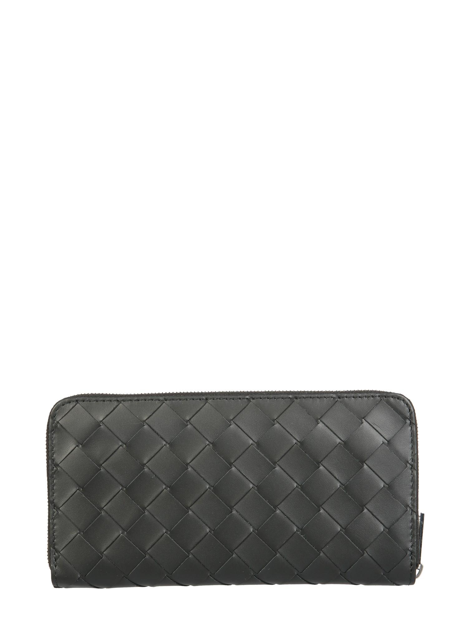 bottega veneta wallet with zip