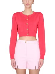 BOUTIQUE MOSCHINO - CARDIGAN CROPPED