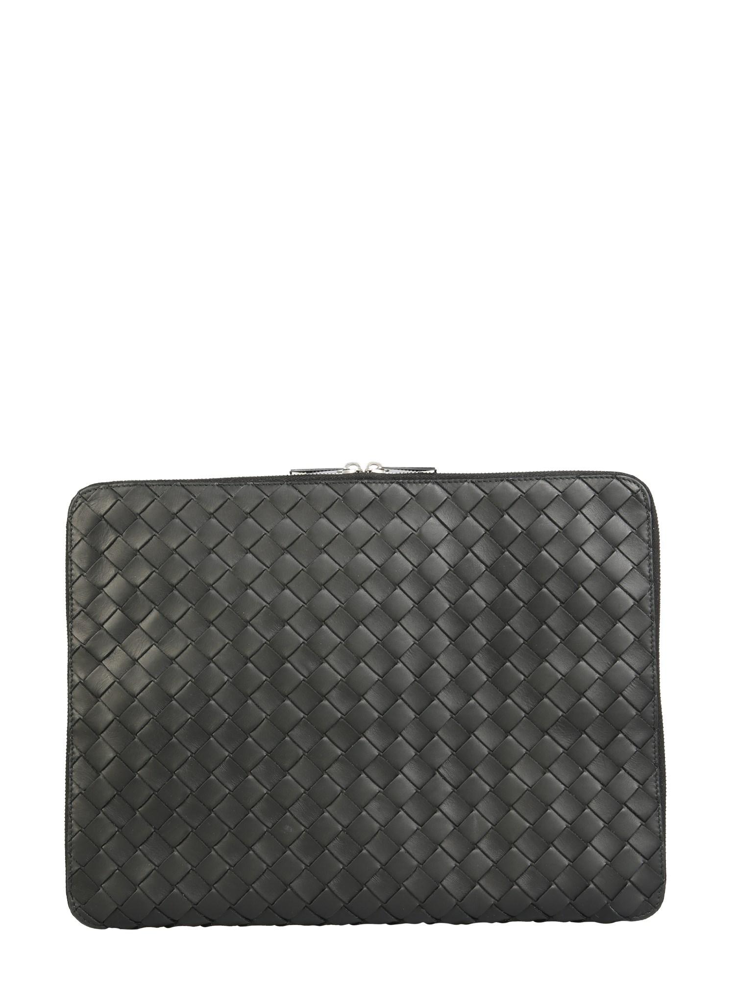 bottega veneta leather document holder