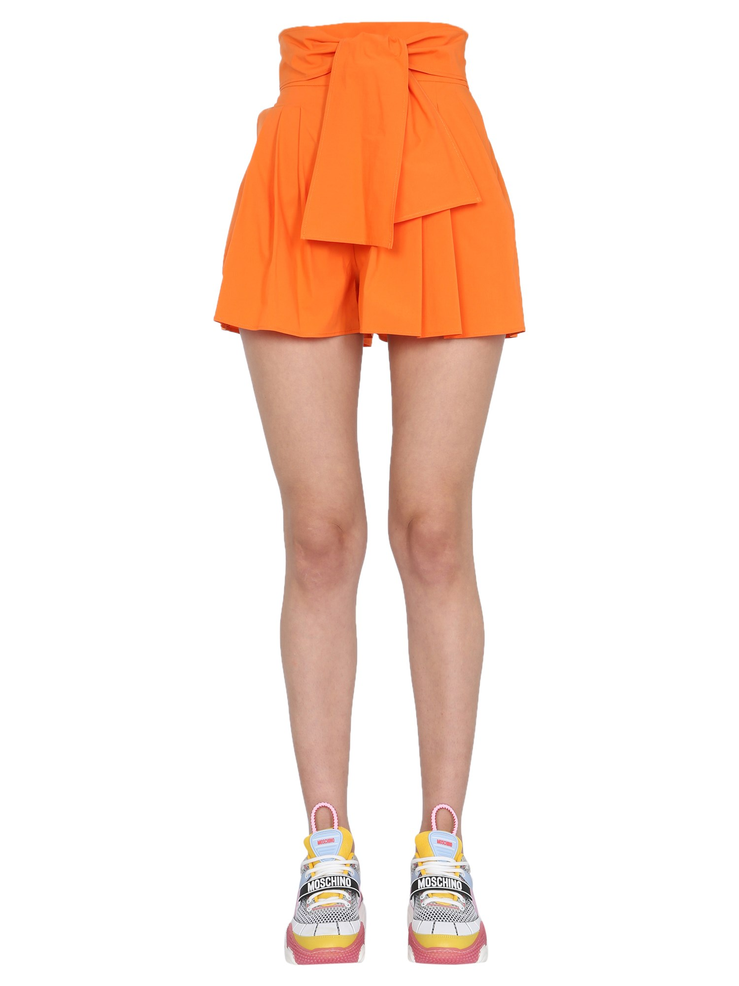 Boutique Moschino SHORTS WITH BOW