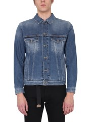 GIVENCHY - GIACCA IN DENIM
