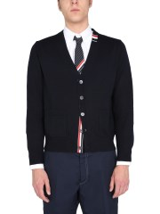 THOM BROWNE - CARDIGAN RELAXED FIT