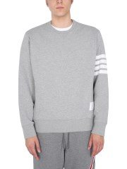 THOM BROWNE - FELPA RELAXED FIT