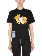 MCQ - T-SHIRT FASCINATED FLOWERS