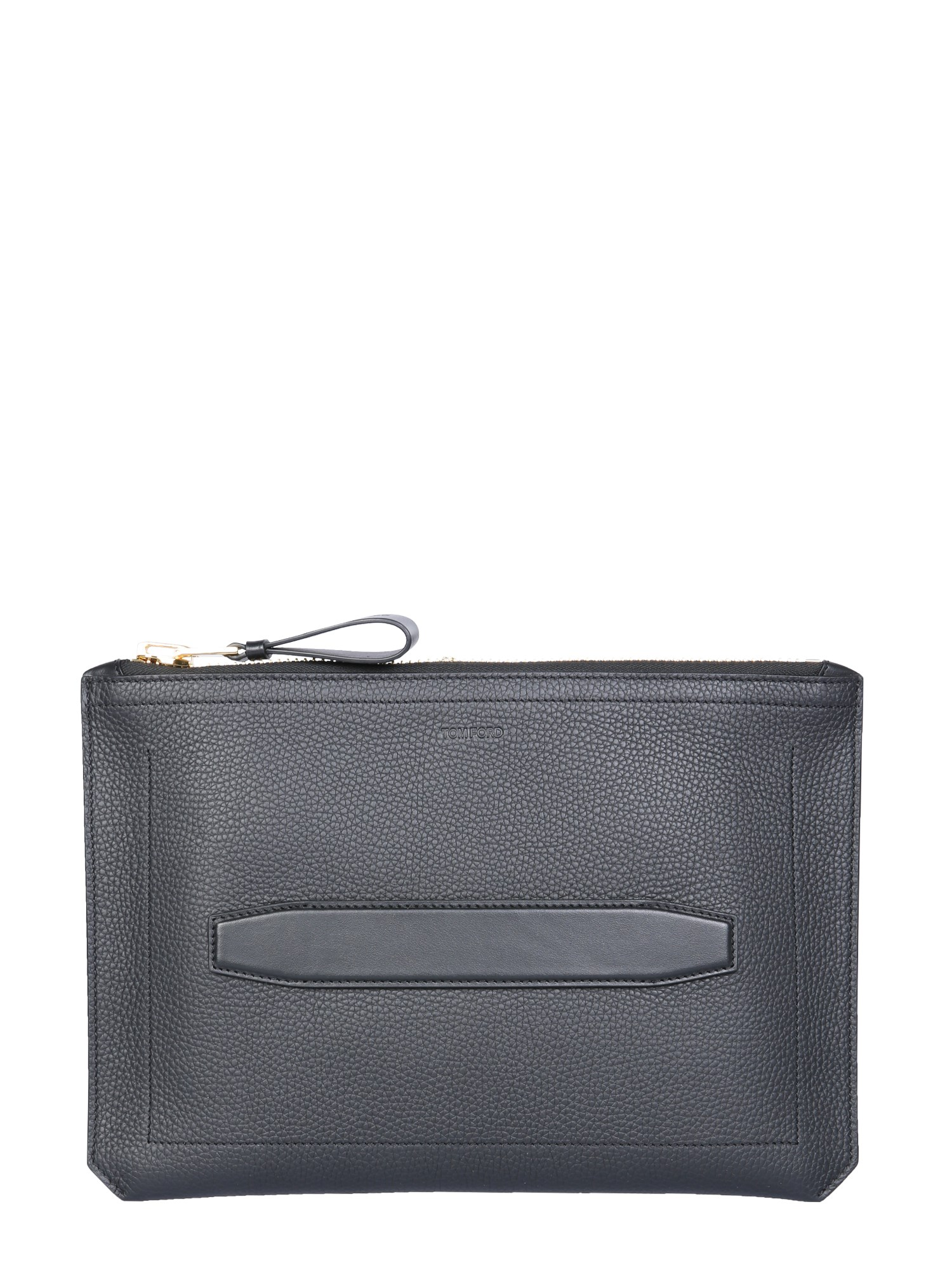 Tom Ford HAMMERED LEATHER POUCH